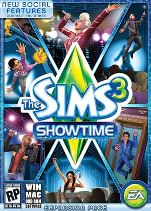 PC/MAC - THE SIMS 3 SHOWTIME (EP6)