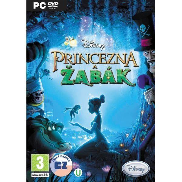 PC - Princezna a žabák