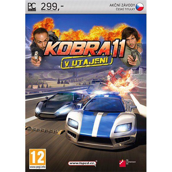 PC - Kobra 11 - V utajení