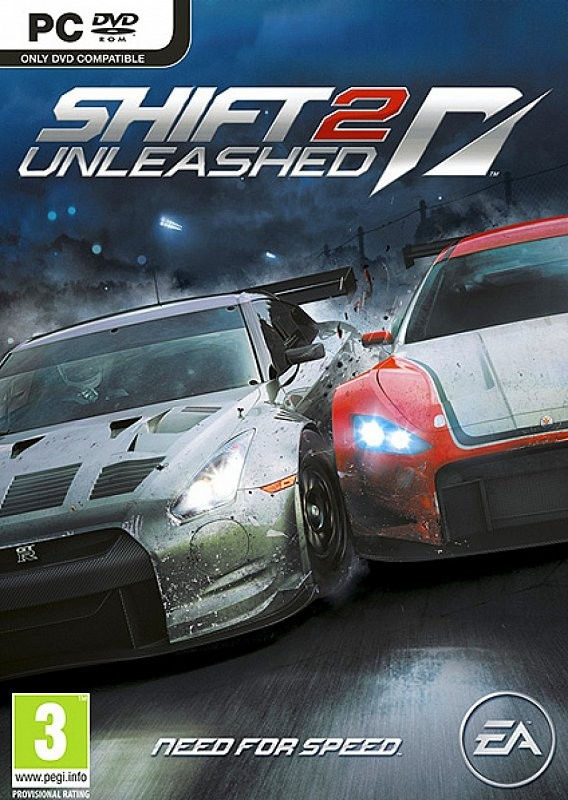 PC - SHIFT 2 UNLEASHED