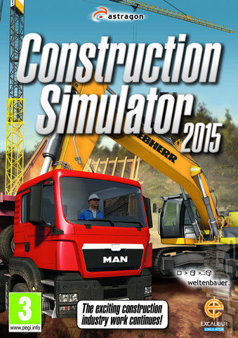 Construction Simulator 2015 - PC