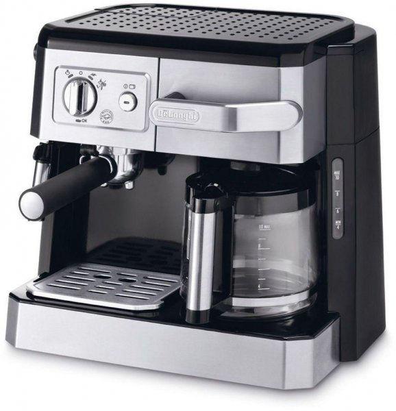 DELONGHI BCO420, kavovar trojkombinacia
