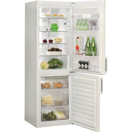 WHIRLPOOL WBE 3335 NFC W, Kombinovaná chladnička