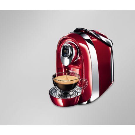 TCHIBO Cafissimo Compact Hot Red, kapsulove espresso
