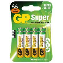 GP B13218 15A alkaline AA 6+2 zdarma