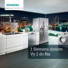 Vyhrajte zájazd do Ria za nákup spotrebiča Siemens