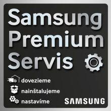 Bezplatná doprava, inštalácia a nastavenie vybraných produktov Samsung