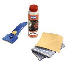 110700 XAVAX SET čistenie sklokeramickej plochy