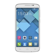 ALCATEL OneTouch 7041D POP C7 Dual SIM, White