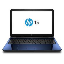 HP 15-r163 L2S19EA (modrá) - notebook