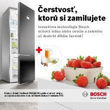 Darček k chladničke Bosch