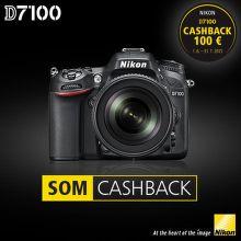 Cashback až do 100 € na fototechniku Nikon