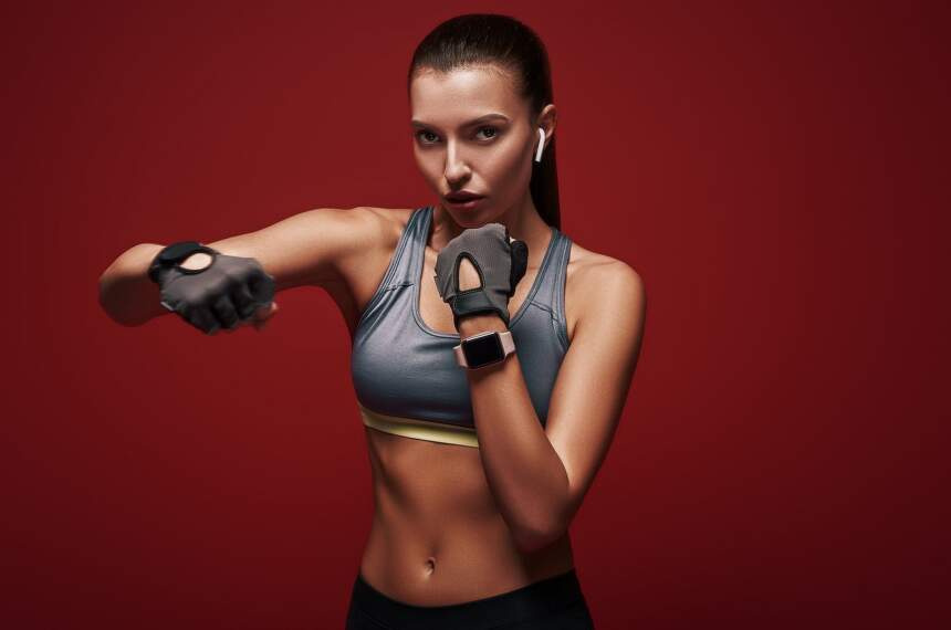 Apple AirPods a Apple Watch pri športe