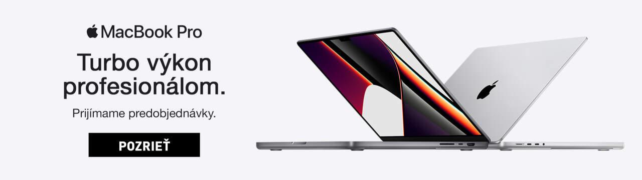 macbook pro 2021 predobjednavky