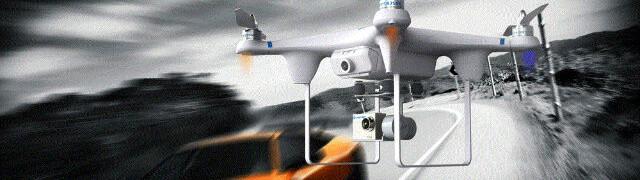 Drony - aké poznáme a kde všade sa dajú využiť