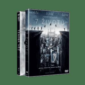 DVD a Blu-ray filmy