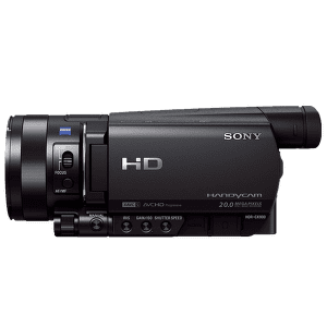 Digitálne videokamery