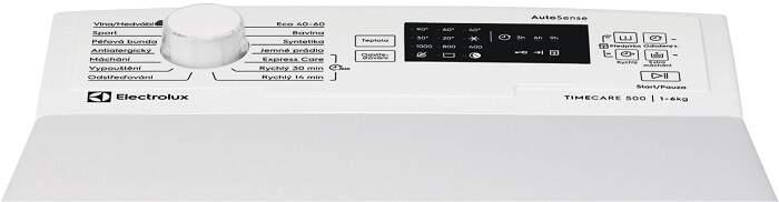 Electrolux EW2TN5061C práčka plnená zhora | Nay.sk