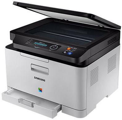 b8d280362 Samsung SL-C480W - farebná laserová multifunkčná tlačiareň   Nay.sk