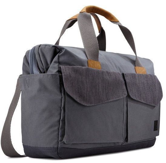 Case Logic LoDo B115GR sivá - taška na 15.6