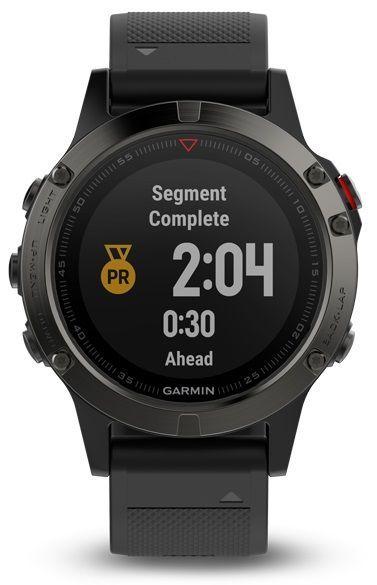aa45494d4 Garmin Fénix 5 Grey Black - Športové hodinky | Nay.sk