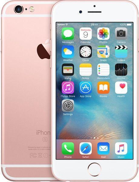Apple iPhone 6s 32 GB ružový  b074dfdcd57