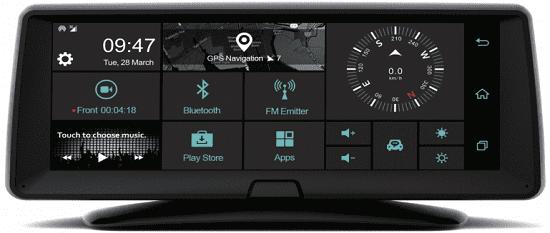 b3e9784108 Príslušenstvo k Carneo Combo A9400 GPS navigácia + kamera do auta ...