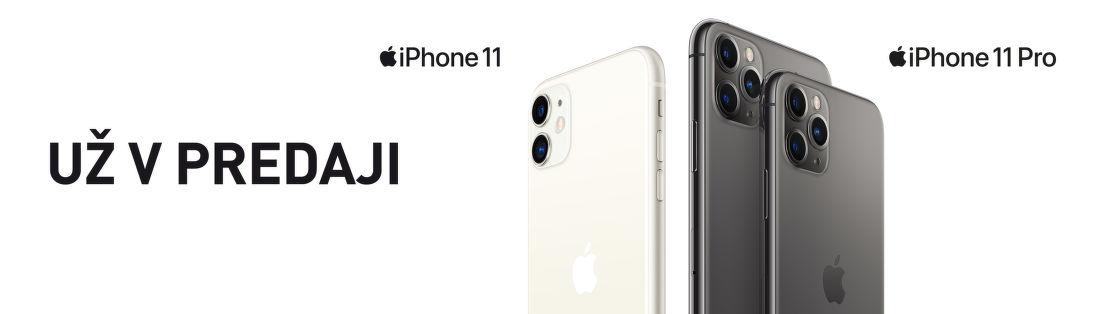IPhone 11 už v predaji