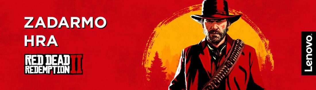 Hra Red Dead Redemption 2 k zariadeniam Lenovo