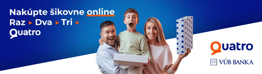 Nakupujte na splátky online ešte šikovnejšie