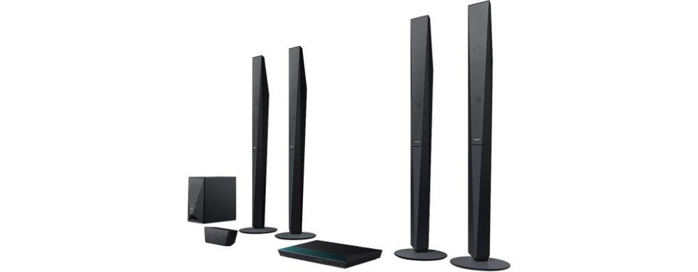 2e668fa0d Sony BDV-E6100 (čierne) - 3D Blu-ray domáce kino | Nay.sk