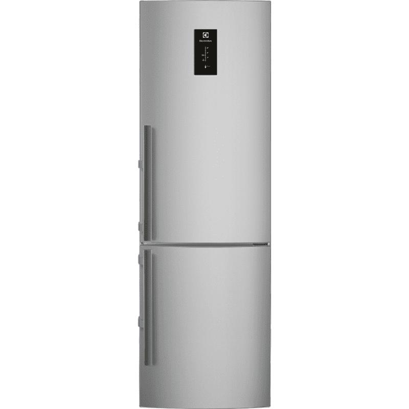 b3da5d768 ELECTROLUX EN3854MOX nerezová kombinovaná chladnička   Nay.sk
