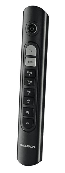 41ec70852 Thomson ROC Z107 Zapper 2v1 kompaktný diaľkový ovládač | Nay.sk