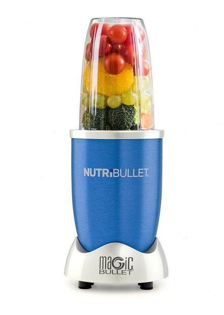 8e907de5f Nutribullet MagicBullet Blue smoothie mixér | Nay.sk
