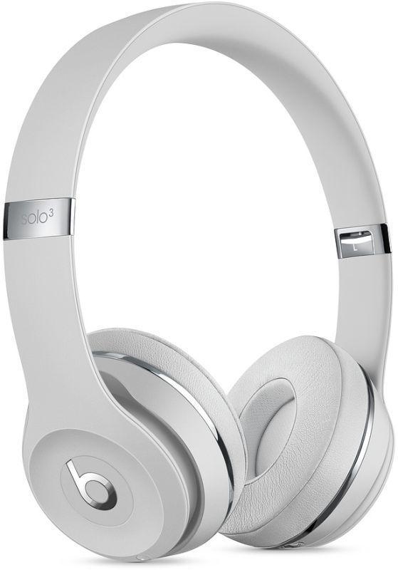 f9b725c5d Beats Solo3 Wireless saténovo strieborné bezdrôtové slúchadlá | Nay.sk