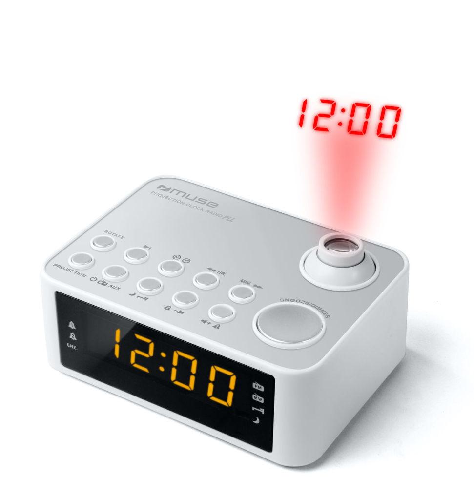 f0c0815f9 MUSE M-178PW (biely) - rádiobudík | Nay.sk