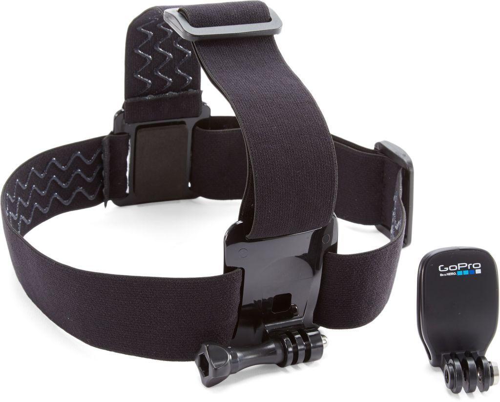 GoPro čelenka (Head Strap + QuickClip)  c91fa2a410