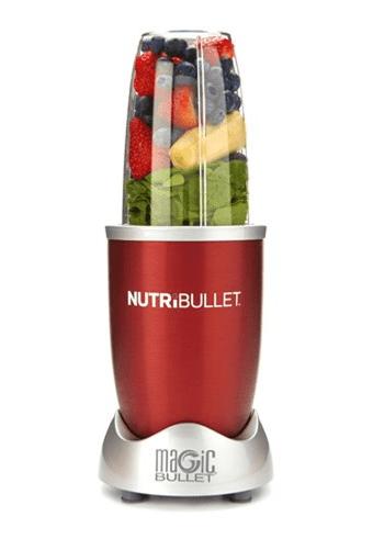 3b20daf9d Nutribullet Magic Bullet červený 600W smoothie mixér | Nay.sk