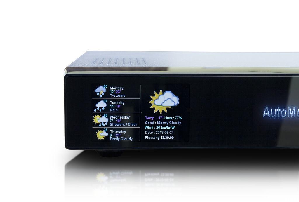 992f99f86 VU+ Duo 2 DVB-S2 Dual - satelitný prijímač | Nay.sk
