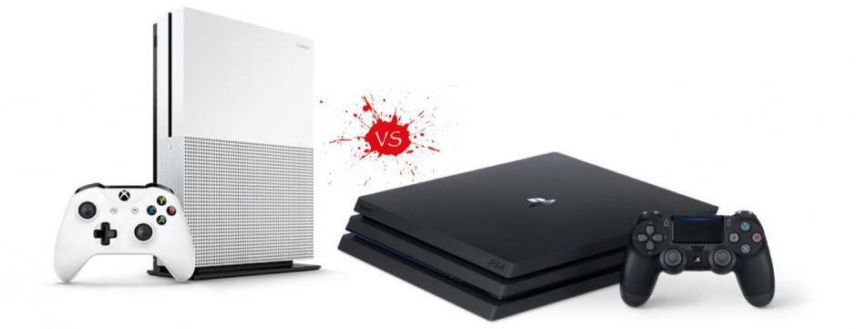 PS4 Pro vs Xbox One S: Ktorý je lepší darček na Vianoce?