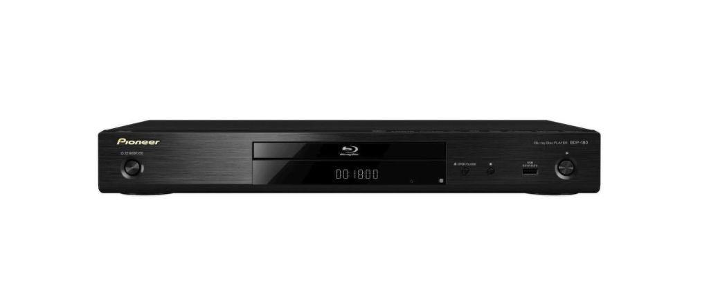 fde87e503 Pioneer BDP-180-K (čierny) - 3D Blu-ray 4K prehrávač | Nay.sk