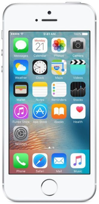 Apple iPhone SE 128GB strieborný  b62f76e2028