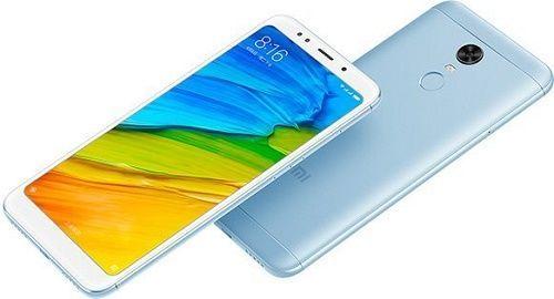 ca584da8d0619 Xiaomi Redmi 5 Plus 32 GB modrý vystavený kus s plnou zárukou | Nay.sk