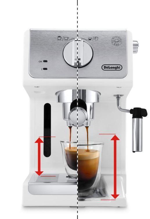 953379b54 DéLonghi ECP 33.21.W pákový kávovar | Nay.sk