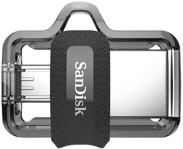 8717aec00 SanDisk Ultra Dual Drive m3.0 128GB 173386 USB kľúč | Nay.sk