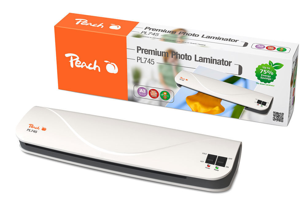 Peach Premium Photo Laminator A3 Pl745 Nay Sk