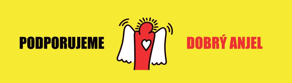 Podporujeme Dobrého anjela
