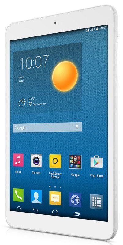 b60dbea66 ALCATEL OneTouch PIXI 3 (8) 3G White + zadný kryt - tablet | Nay.sk