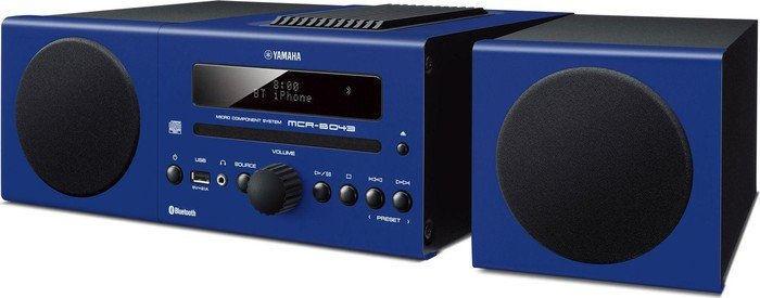 4fa80ea0c Yamaha MCR-B043 (modrý) - mikrosystém   Nay.sk
