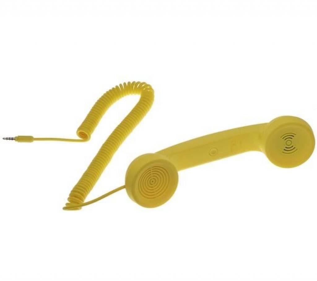 NATIVE UNION RETRO SLÚCHADLO - POP PHONE 7a47944d188